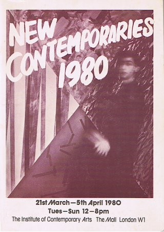 New Contemporaries 1980
