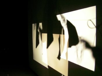 Process - Light Projection & Shadow